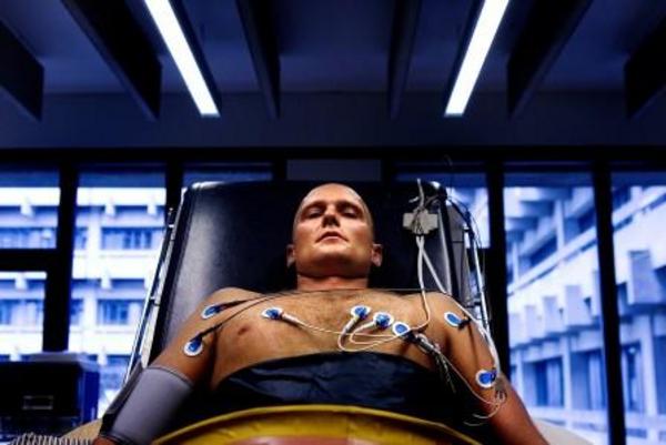Artikel  Rummedicin  Astronautaspirant